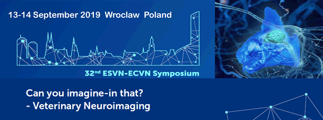 32nd ESVN-ECVN Symposium. 13-14 September 2019 Wroclaw Poland